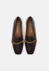 Kurt Geiger London - CAMILLA - Slip-ons - brown - 4