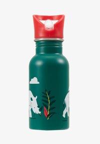 Frugi - SPLISH SPLASH STAINLESS STEEL DRINKING BOTTLE - Trinkflasche - rhino ramble - 1