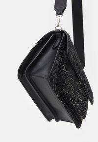 HVISK - BASEL POSY - Handbag - black - 4