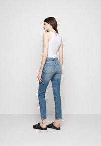 Boyish - THE BILLY STRETCH HIGH RISE  - Skinny džíny - light blue - 2