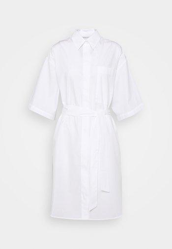 KYLE - Shirt dress - white