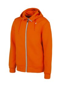 K-Way - RAINER SPACER - Zip-up hoodie - orange rust - 1