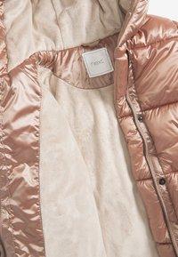 Next - Zimní kabát - pink - 2