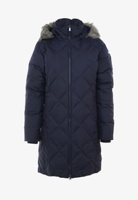 Columbia - ICY HEIGHTS MID LENGTH JACKET - Down coat - dark nocturnal - 6