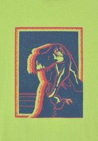 GAP - T-shirt con stampa - active yellow - 2