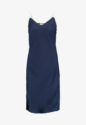 DRESS - Negligé - military blue