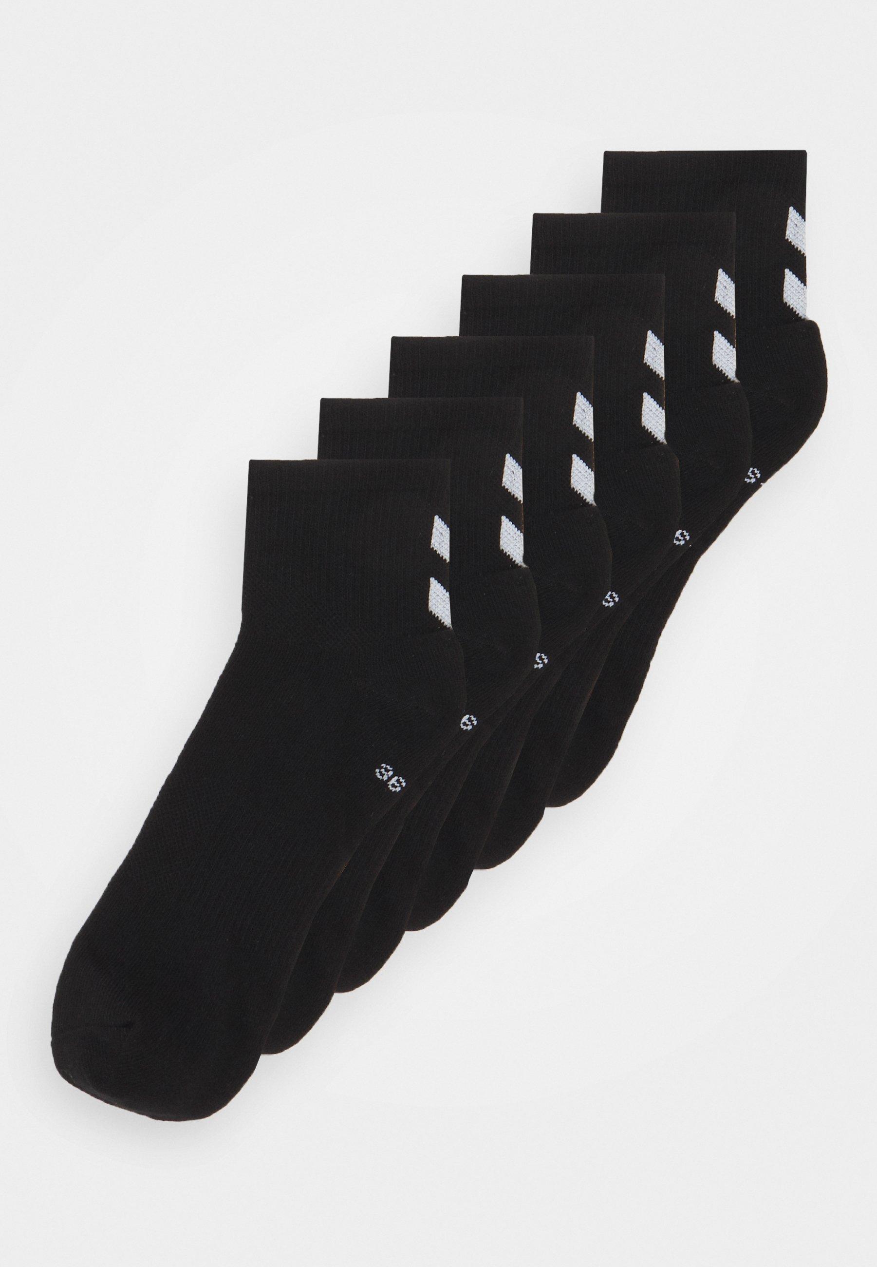 Femme CHEVRON MID CUT 6 PACK UNISEX - Chaussettes de sport
