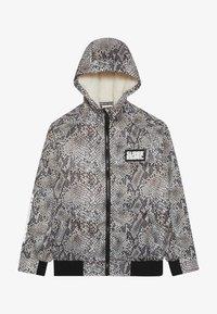 SuperRebel - GIRLS THIN JACKET - Snowboard jacket - beige - 2