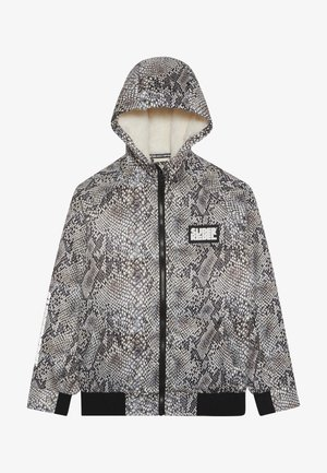 GIRLS THIN JACKET - Snowboard jacket - beige