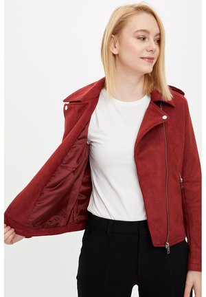 Light jacket - bordeaux