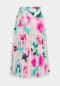 Closet - PLEATED SKIRT - Pleated skirt - ivory - 1