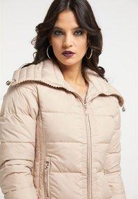 faina - Light jacket - champagner - 3