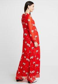 IVY & OAK - MATERNITY DRESS - Maxi dress - lovers red - 2