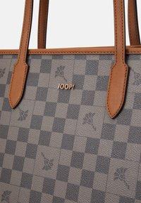 JOOP! - CORTINA PIAZZA CARMEN SHOPPER SET - Tote bag - darkgrey - 5