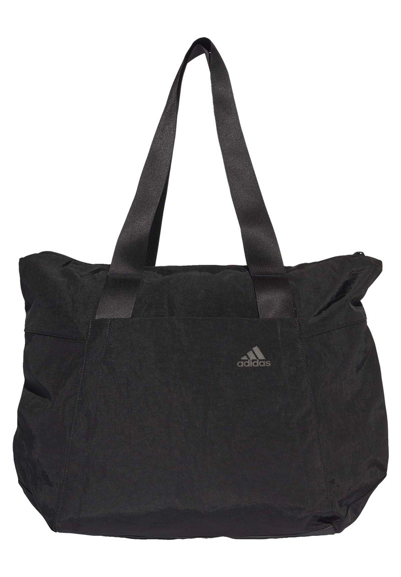 adidas Performance - TOTE BAG - Bandolera - black
