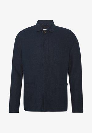 OSCAR BLAZER - Summer jacket - navy blue