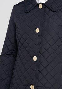 Lauren Ralph Lauren - QUILT - Light jacket - dark navy - 3