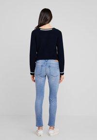 Marc O'Polo - TROUSER - Slim fit jeans - light authentic denim mid blue - 2