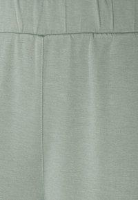 Moss Copenhagen - IMA PANTS - Tracksuit bottoms - chinois green - 2