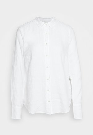 PERFECT IN BAIRD - Button-down blouse - white