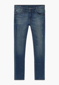 G-Star - D-STAG - Jeans Skinny Fit - blue denim - 0