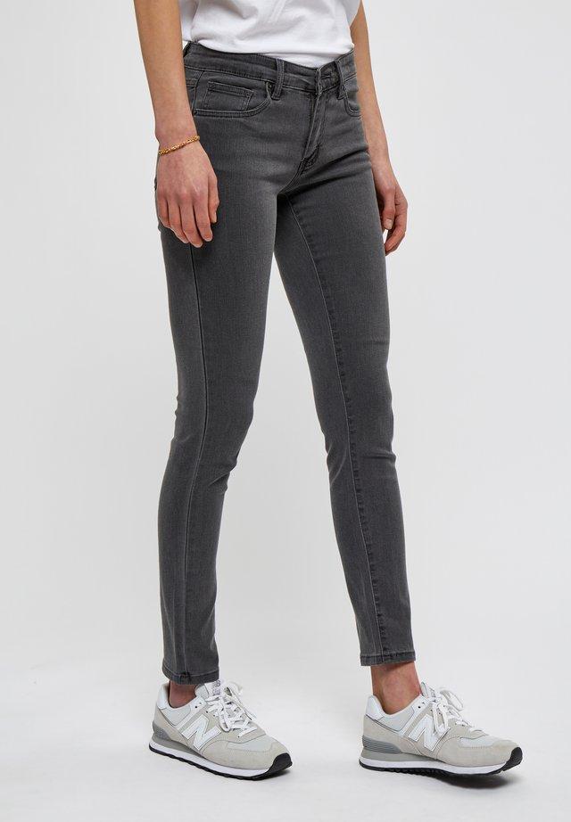 LOLA - Jeans Skinny Fit - dark grey
