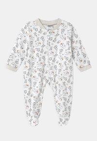 Jacky Baby - 2 PACK UNISEX - Pyžamo - white/beige - 2