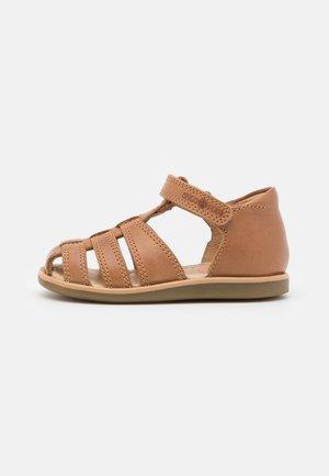 TITY TONTON - Sandals - camel