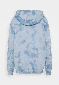 NEW girl ORDER - DRAGON TIE DYE HOODY - Sweatshirt - blue - 1