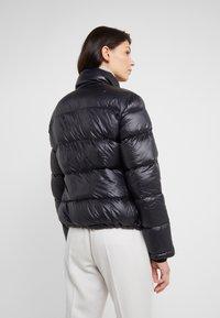 Peuterey - WATER REPELLENT BRYCE  - Down jacket - black - 3