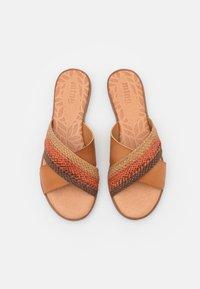 mtng - MARIA - Pantofle - marron/marsala/beige/multicolor - 5