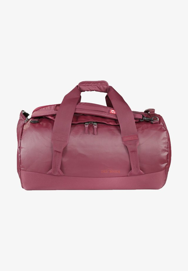 Holdall - bordeaux red