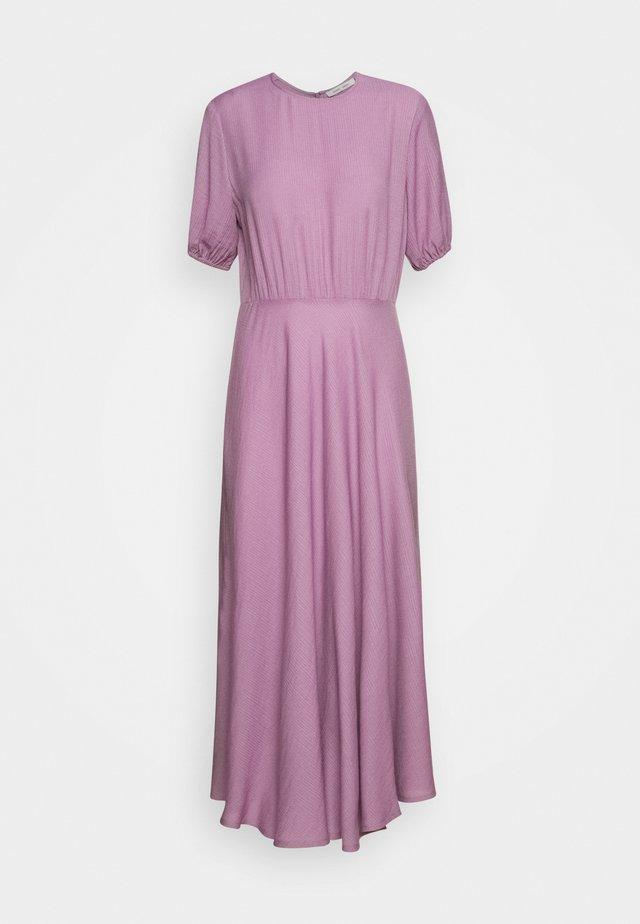 DECORA DRESS - Robe d'été - purple jasper