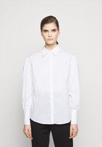 LIU JO - CAMICIA - Button-down blouse - bianco ottico - 0