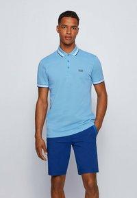 BOSS - PADDY - Polo shirt - blue - 0
