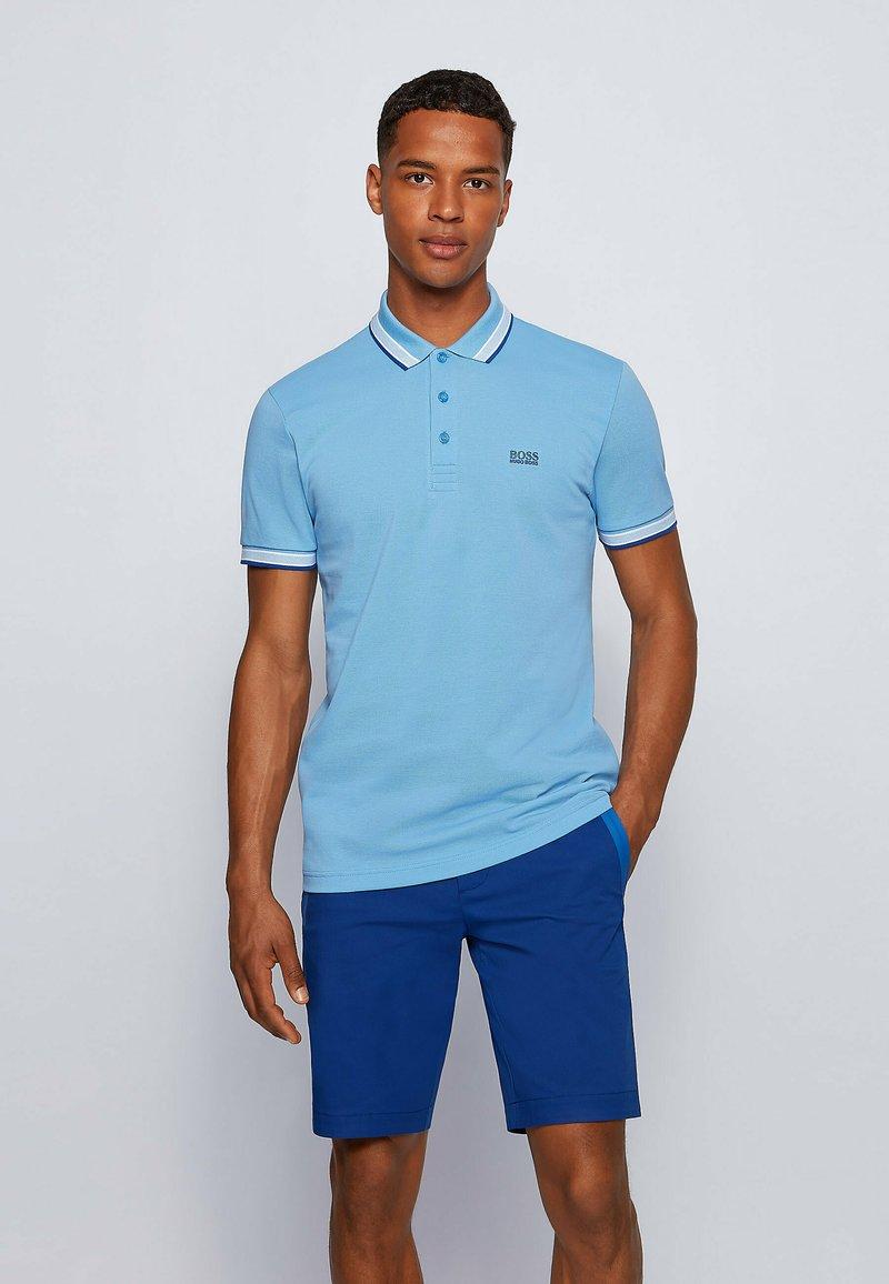 BOSS - PADDY - Polo shirt - blue
