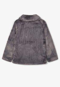 Name it - Winter jacket - plum kitten - 1