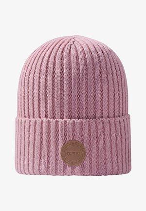 HATTARA - Beanie - rosy pink