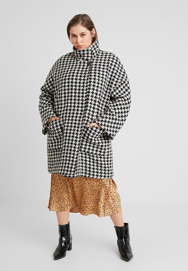 NEWYORK - Zimní kabát - nero