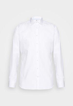 X SLIM BUSINESS KENT PATCH - Formální košile - weiß
