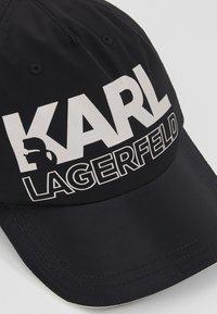 KARL LAGERFELD - Kšiltovka - black - 2
