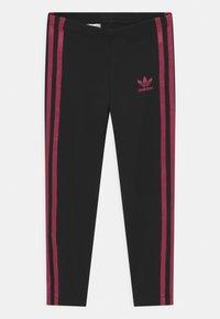 adidas Originals - SET - Legging - wild pink/black - 2