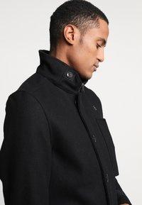 G-Star - SCUTAR UTILITY  - Classic coat - black - 5