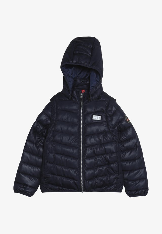JOSHUA JACKET - Winter jacket - dark navy