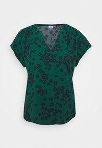GAP Petite - Blouse - blue/green - 4