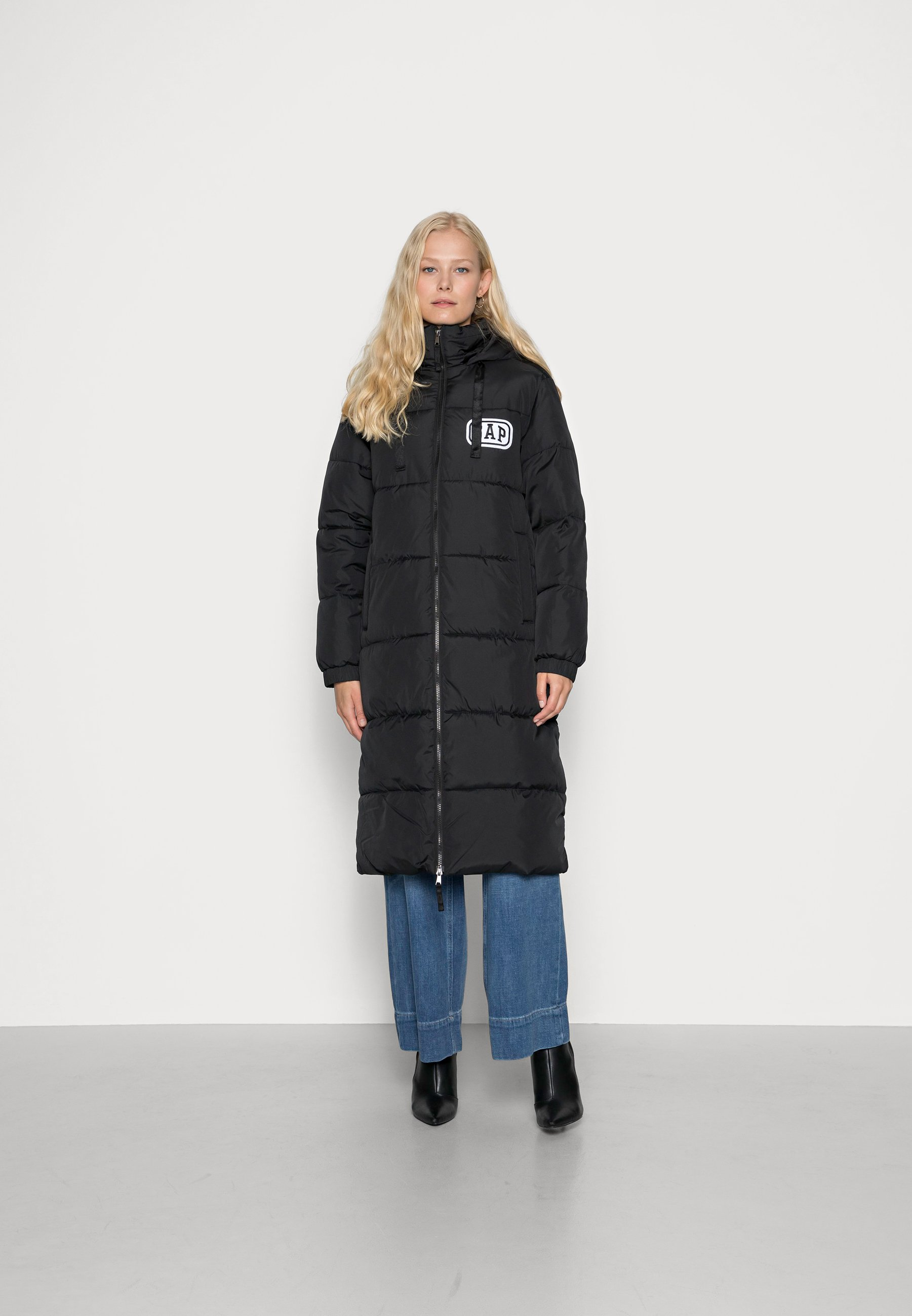 Women MAXI LOGO PUFFER COAT - Classic coat
