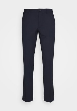 GRANT STRETCH PANTS - Trousers - navy