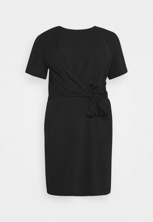 LOTA DRESS - Robe d'été - black