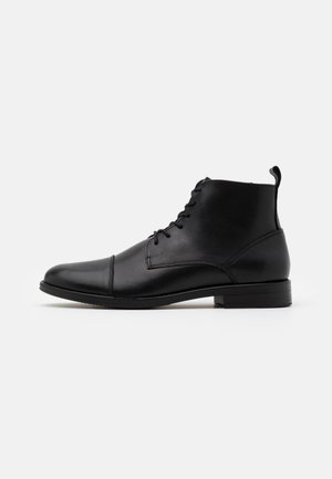 VELVEL - Lace-up ankle boots - black