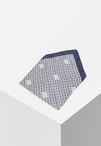 BOSS - Pocket square - dark blue - 0